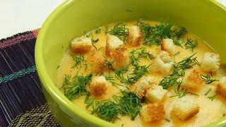 Овощной суп пюре.Суп пюре рецепт.
