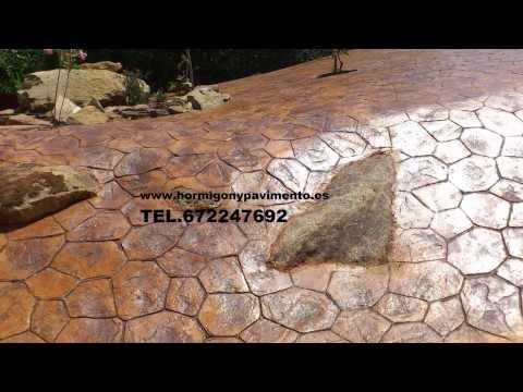Hormigon Impreso Ventas De Huelma 672247692 Granada