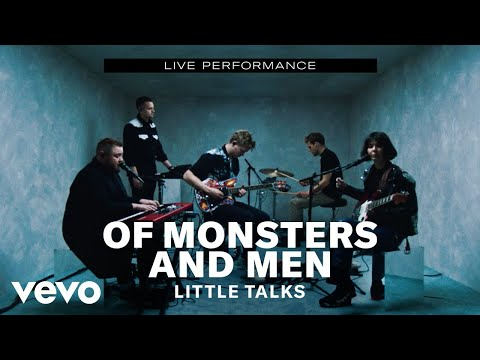 """Of Monsters and Men - """"Little Talks"""" Live Performance 