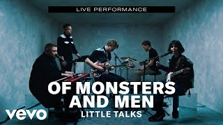 "Of Monsters And Men   ""Little Talks"" Live Performance 