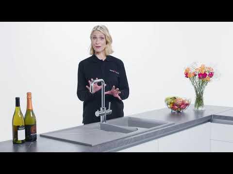 Reginox Boiling Water Tap 3-in-1
