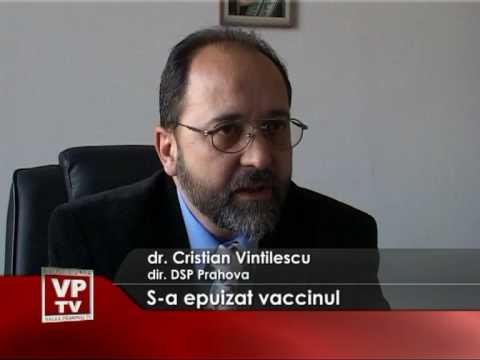 S-a epuizat vaccinul
