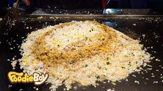 Pork Fried Rice - Taiwanese Street Food