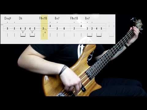 Wham! – Last Christmas (Bass Cover) (Play Along Tabs In Video)