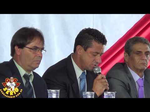 Dia da Posse Ayres Scorsatto - Irineu Machado Presidente da Câmara de Juquitiba 2017 e 2018
