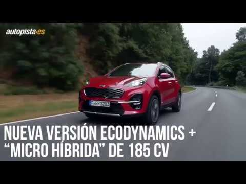 Kia  Sportage FL Паркетник класса J - рекламное видео 3