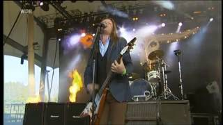 D-A-D - Everything Glows  live @ Rock Hard Festival / German TV WDR Rockpalast  18 05 2013