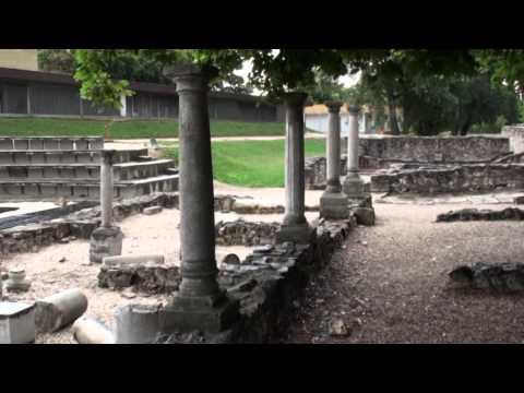 Aquincum - Thermae Maiores - Amfiteatr W