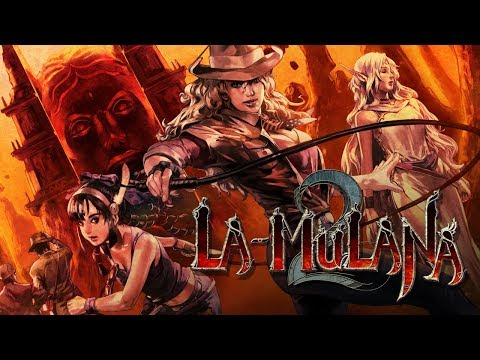 LA-MULANA2 launch trailer thumbnail