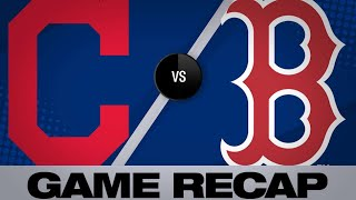 5/28/19: Indians Rally In The 9th To Beat Red Sox