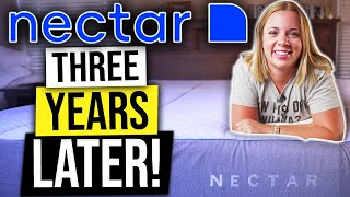 Nectar Mattress Review - 3 YEARS LATER!