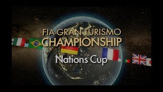 GT Sport - FIA GT Nations Cup: From 10th to 4th in Star Players Lobby!