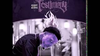 August Alsina - Kissin' On My Tattoos Remix ft Lil Wayne (Chopped and Screwed)