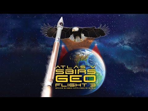 Jan. 20 Live Rocket Launch Coverage: Atlas V SBIRS GEO Flight 3