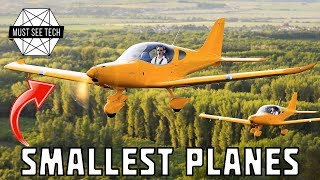 10 New Lightweight Aircraft and Small Private Planes that You Can Own