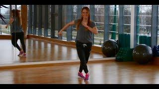 Podstawowe kroki w aerobiku cz. I - Step Touch i V-Step