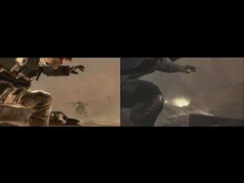 Call Of Duty: Ghosts Has A Scene Copy-Pasted From Modern Warfare 2