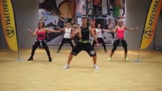 ZUMBA - Sia - Never give up