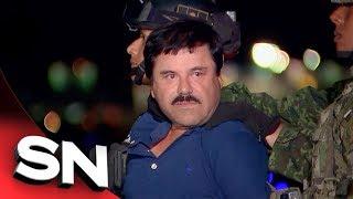 El Chapo Inc   Inside the drug lord's cartel   Sunday Night