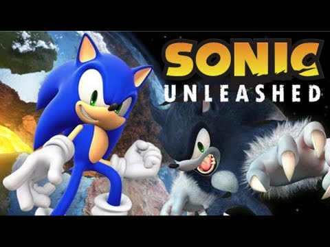 Sonic Unleashed  Pelicula Completa ???????????????????