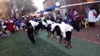 imfezi emnyama @soweto orphanage