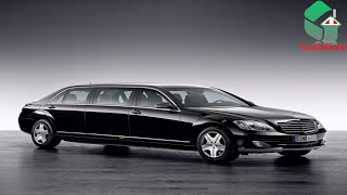 10 of the Most Expensive Limousines in the World