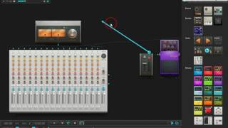 How to add effects in Audio Tool
