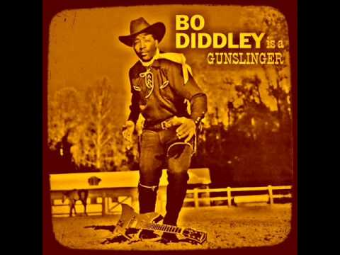 Música Bo Diddley's A Gunslinger