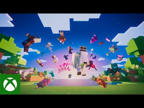 Minecraft Caves & Cliffs Update: Part I – Official Trailer de Minecraft