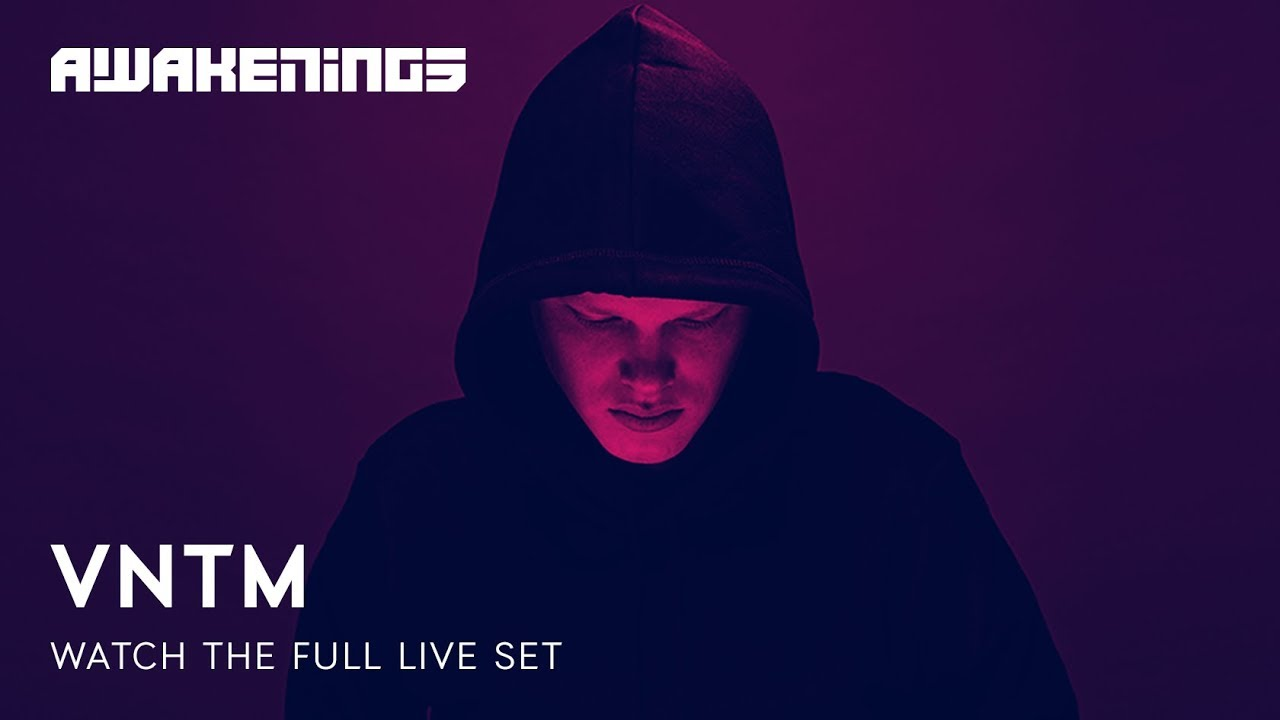 VNTM - Live @ Awakenings New Years Specials 2018