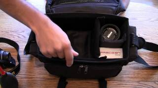Review: Nikon Digital and Film SLR System Case Gadget Bag