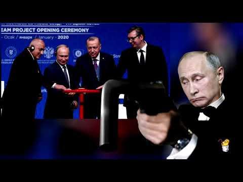 """Газовый сюрприз"""" от Эрдогана: Турция дожимает """"Газпром ..."""