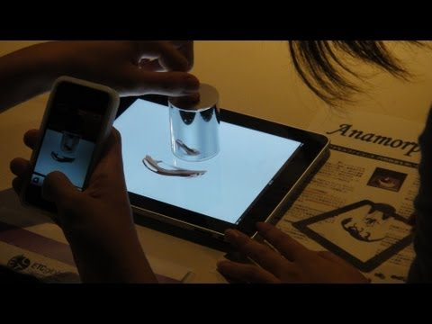 Here's A Clever Way To Make The iPad 3D