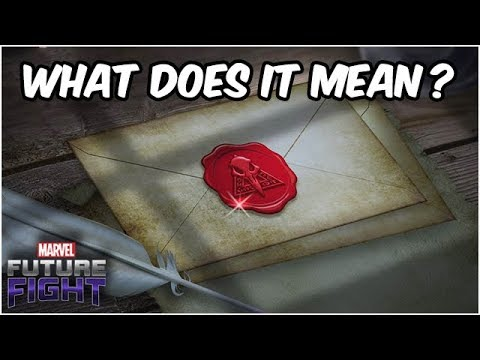 Mysterious Teaser... Morgan le Fay Incoming? Dr. Doom?! Spider-Woman?!! - Marvel Future Fight