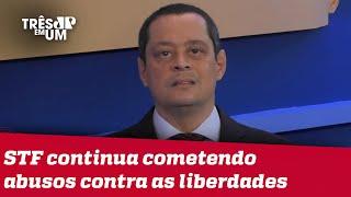 Jorge Serrão: Allan dos Santos devia pedir asilo político nos EUA