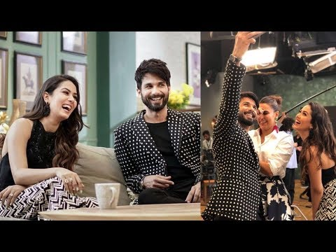 Shahid Kapoor's lovely moments with wife Mira Rajput at Vogue Bff's |Chemistry ❤