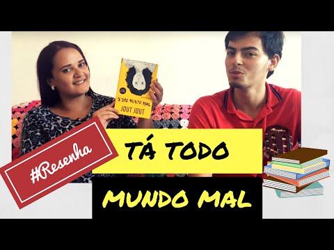 TÁ TODO MUNDO MAL (?) - Biografias e Afins por Tamy Pinheiro (part. Mateus Miranda)