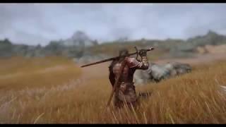 Skyrim Improved combat mod test