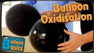Balloon Oxidisation and How To Prevent It - Balloon Basics 12