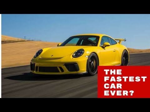 The Fastest Street  Car Ever? |  2018 Porsche 911