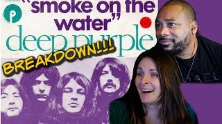 Millenials hear DEEP PURPLE Smoke On The Water first time!!!