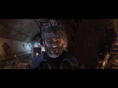 Галопом по сюжету МЕТРО 2033 | Сюжет игры