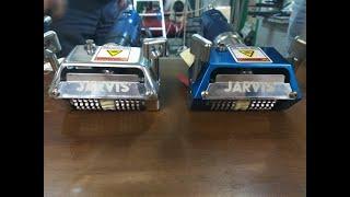 видео товара Шкуросъемная машина ручная JHSL