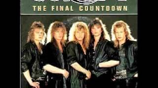THE FINAL COUNTDOWN EUROPE [ORIGINAL]