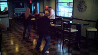 Wobble at the tap!
