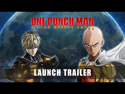 Trailer de One Punch Man: A Hero Nobody Knows Deluxe Edition