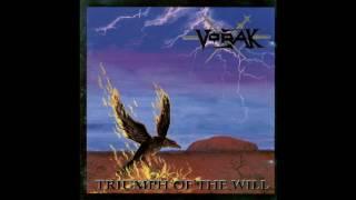 Vorak - Triumph of The Will (1996)