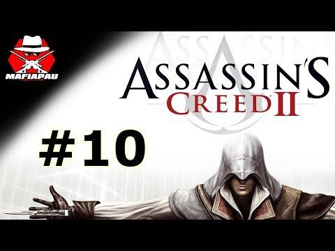 OKRÁDÁNÍ O DĚVKY! | Assassin's Creed 2 | #10 | CZ Let's play | Mafiapau