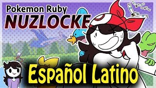 Intenté mi primer Pokémon Nuzlocke / Jaiden Animations [Español Latino]