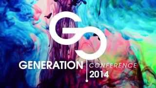 Generation Conference 2014: Official Promo